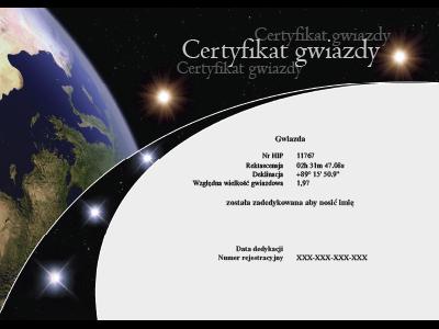 Certificate PL