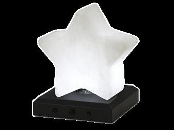 Gwiazda z kryształu soli